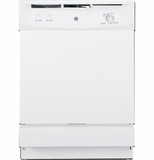 GSM2200VWW GE Spacemaker Under the Sink Dishwasher - White