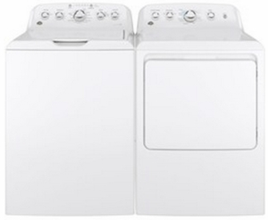 GTW460ASJWW GE 4.2 DOE cu. ft. Capacity Washer with Speed Wash - White