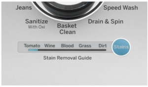 """GTW685BSLWS GE 27"""" 4.5 cu. ft. High-Efficiency Top Load Washer with Deep Rinse and Auto Soak - White"""