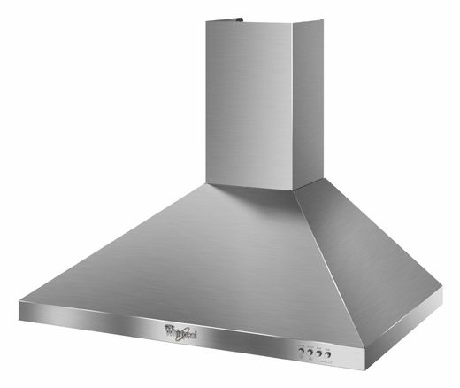 GXW7330DXS Whirlpool Gold 30-inch Vented Energy Star 300-CFM Wall-Mount Canopy Hood - Stainless Steel
