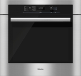 "H6180BP Miele 30"" ContourLine EasyControl Convection Oven - Stainless Steel"