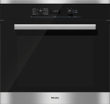 """H6280BP Miele 30"""" PureLine EasyControl Convection Oven - Stainless Steel"""
