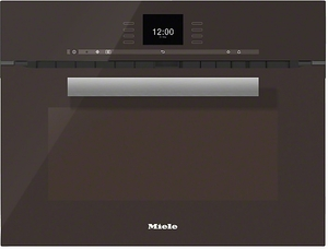 "H6600BMTB Miele 24"" PureLine SensorTronic Speed Oven with Rapid Preheat - Truffle Brown"