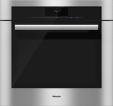 """H6780BP Miele 30"""" ContourLine M Touch Convection Single Oven - Stainless Steel"""