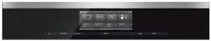 "H6800BMSS Miele 24"" PureLine M Touch Speed Oven - Stainless Steel"