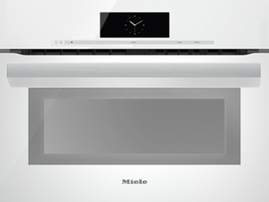 H6800BMWH Miele PureLine M Touch Speed Oven - Brilliant White