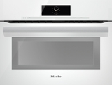 H6800BMBR Miele PureLine M Touch Speed Oven - Brilliant White