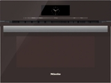 """H6800BMTB Miele 24"""" PureLine M Touch Speed Oven - Truffle Brown"""