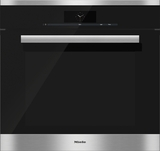"""H6880BP Miele 30"""" PureLine M Touch Convection Oven - Stainless Steel"""