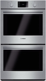 "HBL5651UC Bosch 500 Series 30"" Double Wall Oven with Convection & Thermal Cooking - Stainless Steel"