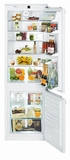 "HC1050B Liebherr 24"" European Fully Integrated Refrigerator with Icemaker - Right Hinge - Custom Panel"
