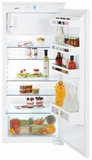 "HC700B Liebherr 24"" Integrated Refrigerator with FrostSafe System and LED Lighting - White"