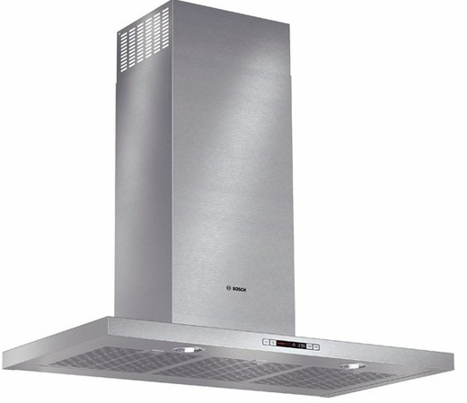"HCB56651UC Bosch 500 Series 36"" Box Canopy Chimney Hood - Stainless Steel"