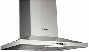 "HCP30E51UC Bosch 30"" Pyramid Canopy Chimney Hood Energy Star Series - Stainless Steel"