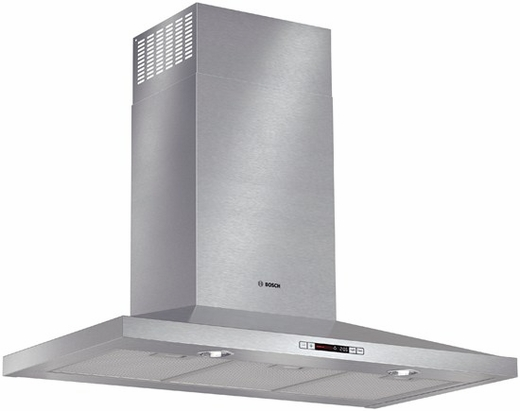 """HCP36651UC Bosch 300 Series 36"""" Pyramid Canopy Chimney Hood - Stainless Steel"""