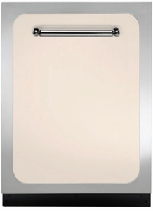 HCTTDWIVY Heartland Dishwasher with Fully Integrated Controls and Stainless Steel Tub - Ivory