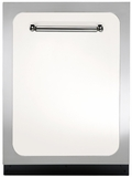 HCTTDWWHT Heartland Dishwasher with Fully Integrated Controls and Stainless Steel Tub - White