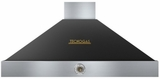 "HD481ACNB Superiore 48"" DECO Wall Mount Hood with Analog Control and Baffle Filters - Black with Bronze Accent"