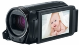 HFR700B Canon Vixia Series High Definition Personal Camcorder with SuperRange Optical Image Stabilization and 57x Advanced Zoom - Black