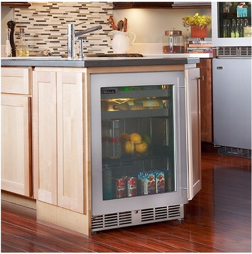 Perlick 24 shallow depth indoor beverage center with glass door hh24bs33r perlick 24 shallow depth indoor beverage center with glass door ada compliant stainless steel planetlyrics Image collections