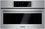 """HMC80151UC Bosch 800 Series 30"""" Speed Microwave Oven with ..."""
