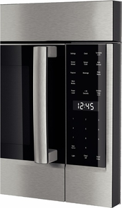 """HMV5052U Bosch 500 Series 30"""" Over the Range Microwave with Seamless Vent Cover - Stainless Steel"""