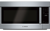 "HMV5053U Bosch 500 Series 30"" Over the Range Microwave with 385 CFM Ventilation and Sensor Cooking - Stainless Steel"