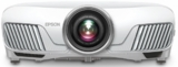 Epison Home Cinema 4000 3LCD Projector with 4K Enhancement and HDR - White