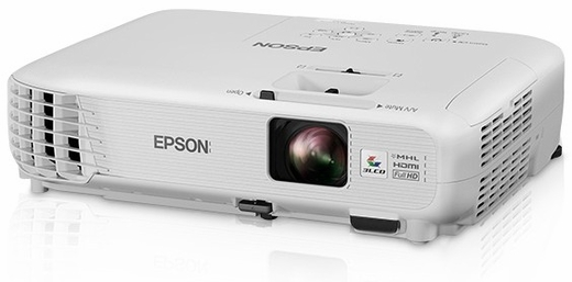 V11H772020 Epson Home Cinema 1040 3LCD 1080p HDTV Projector for up to 100 Inch Image