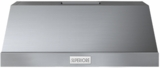 "HP241SSS Superiore 24"" PRO Series Hood with 3 Speeds and Slider Controls - Stainless Steel"