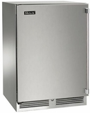 """HP24DO31R Perlick 24"""" Signature Series Outdoor Dual Zone Wine Reserve with Right Hinge - Stainless Steel"""