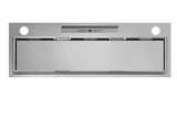 "HP36ILTX1 Fisher & Paykel 36"" Perimeter Insert Range Hood with 600 CFM and Halogen Lights -  Brushed Stainless Steel"