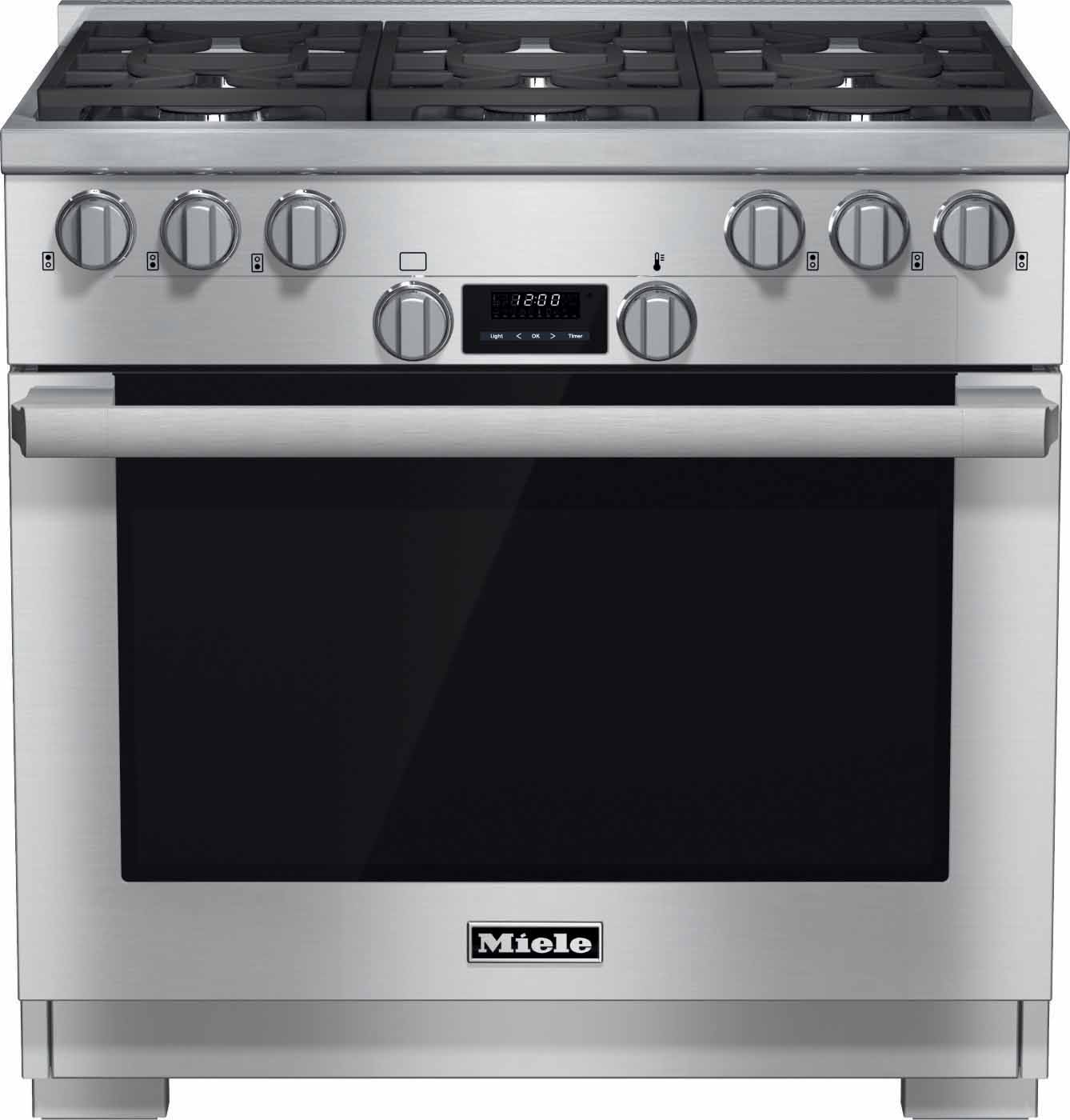 36 Self Cleaning Gas Range at US Appliance