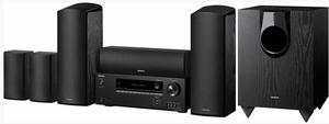 HTS5800 Onkyo 5.1.2 Channel Dolby Atmos Home Theater System