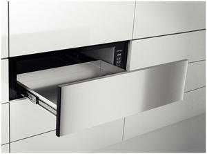 "HWD5751UC Bosch 500 Series 27"" Warming Drawer with 450 W Heat Element - Stainless Steel"