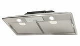 """INSM28SS Faber Built-In Collection 28"""" Inca Smart Hood Insert - Stainless Steel"""