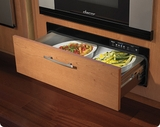 "IWD24 Dacor 24"" Professional Warming Drawer with 500 Watt Heating Element and Four Timer Settings - Custom Panel"