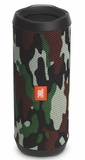 JBLFLIP4SQUADAM JBL Full Featured Waterproof Portable Bluetooth Speaker with Bass Radiator and 12 Hours Playtime - Squad(Camo)