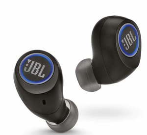 JBLFREEBLKBT JBL Truly Wireless In-Ear Headphone with Call Mode and Easy Controls - Black