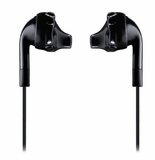 INSPIRE100 JBL Inspire 100 In-Ear Headphone with Twist-Lock Technology Fit and Sweat Proof - Black