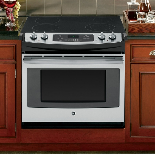 Jd630sfss Ge 30 Quot Drop In Electric Range Stainless Steel