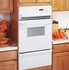 """JGRP20WEJWW GE 24"""" Built-In Gas Oven - White"""
