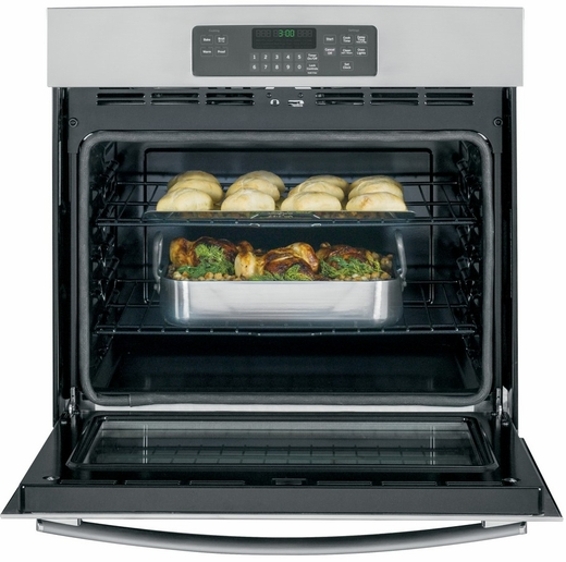 "JT3000SFSS GE 30"" Built-In Single Wall Oven - Stainless Steel"