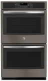 "JT5500EJES GE 30"" Double Oven w/ Upper Convection - Slate"