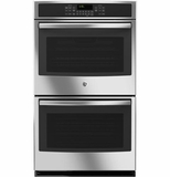 "JT5500SFSS GE 30"" Built-In Double Convection Wall Oven - Stainless Steel"