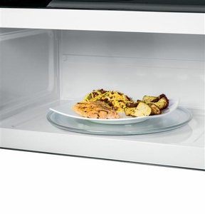 JVM3160RFSS GE 1.6 cu. ft. Over-the-Range Microwave Oven - Stainless Steel