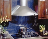 K273 Best Wall Mount Chimney Hood - Stainless Steel