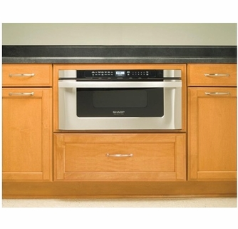 Kb 6525ps Sharp 30 Easy Open Microwave