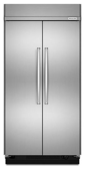 Kitchenaid Refrigerator Side By Side 60 sideside refrigerator at us appliance