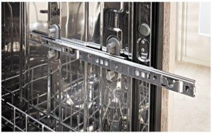"KDTE234GPS KitchenAid 24"" Built-In Tall Tub Dishwasher with Third Level Rack and ProWash Cycle - PrintShield Stainless Steel"